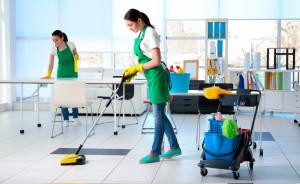Ежедневная уборка помещений