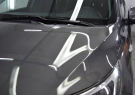 Киа. Полировка авто в Ульяновске. Салон Crystal car – детейлин