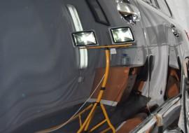 Ленд Крузер. Полировка авто в Ульяновске. Салон Crystal car – детейлин