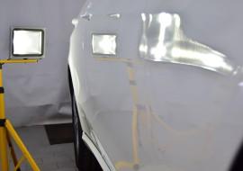 Мерседес. Полировка авто в Ульяновске. Салон Crystal car – детейлин