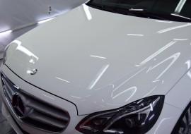 Ниссан. Полировка авто в Ульяновске. Салон Crystal car – детейлин